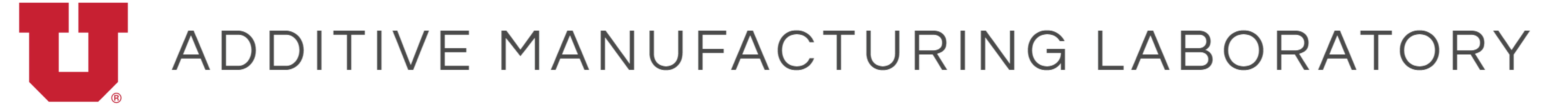 Additive Manufacturing Laboratory Logo